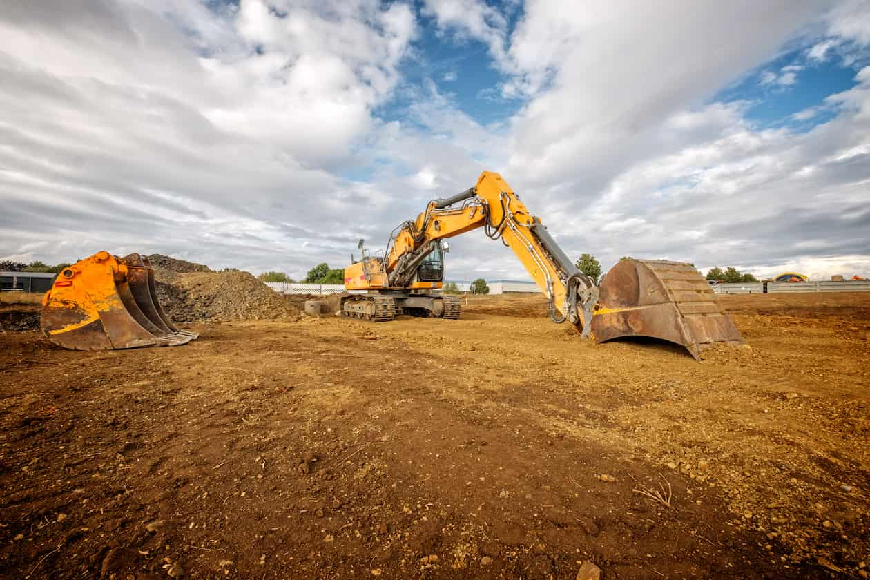Construction equipment software